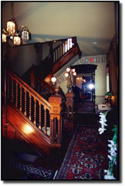 Montgomery Inn Bed And Breakfast Montgomery Avenue Versailles Ky