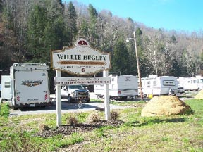 Leslie County Kentucky Lodging