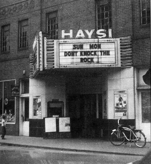 Historic Photos - Hays...