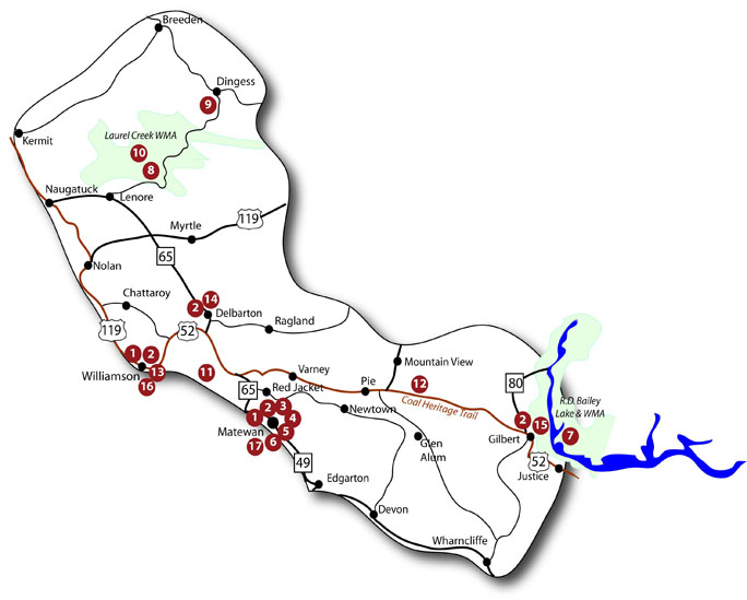 Mingo County Wv
